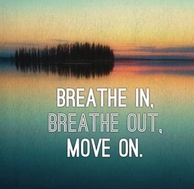 Just Breathe.   2HelpfulGuys
